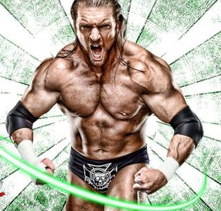 Triple H - Obrázkek zdarma pro 2048x2048