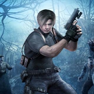 Resident Evil 4 - Obrázkek zdarma pro 320x320