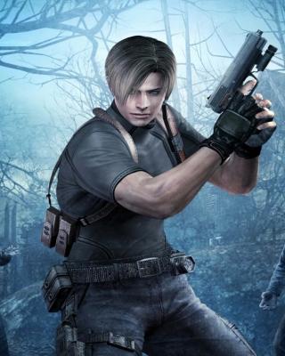 Resident Evil 4 - Obrázkek zdarma pro iPhone 6 Plus