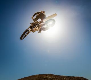 Motorcycle Extreme - Obrázkek zdarma pro iPad 2