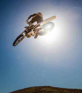 Motorcycle Extreme - Obrázkek zdarma pro Nokia Asha 308