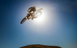 Motorcycle Extreme - Obrázkek zdarma pro 1152x864