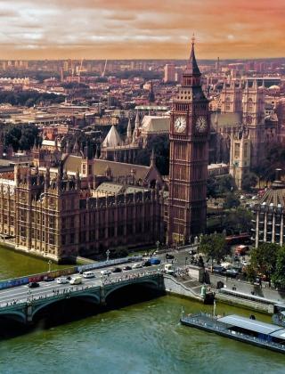 London Westminster Abbey - Fondos de pantalla gratis para Huawei G7300