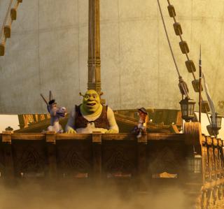 Shrek 3 - Obrázkek zdarma pro iPad mini 2