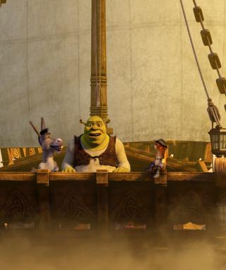 Shrek 3 - Obrázkek zdarma pro iPhone 5C