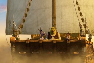 Shrek 3 - Obrázkek zdarma pro Sony Xperia Z2 Tablet