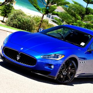 Maserati GranTurismo S MC Shift - Obrázkek zdarma pro iPad
