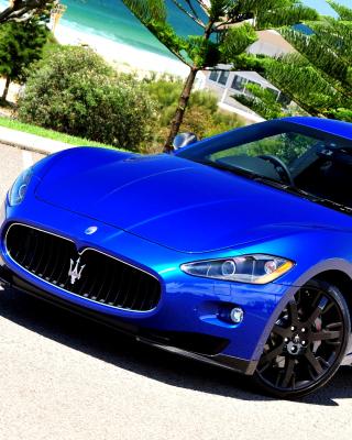 Maserati GranTurismo S MC Shift - Obrázkek zdarma pro iPhone 4