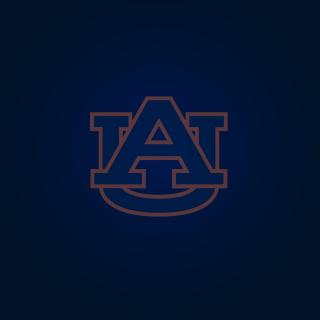 Auburn Tigers - Obrázkek zdarma pro 320x320