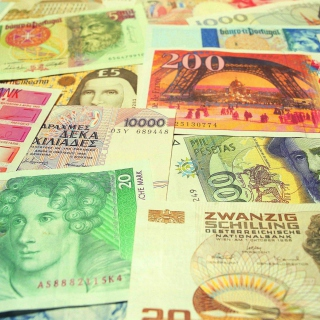 Money - Obrázkek zdarma pro 208x208