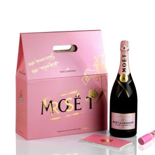 Moet & Chandon Finest Vintage Champagne - Obrázkek zdarma pro 128x128