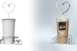 Milkshake from McCafe Picture for Android, iPhone and iPad