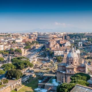 Rome Center - Obrázkek zdarma pro 320x320