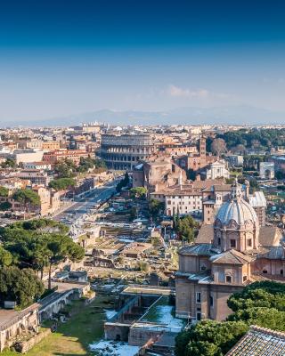 Rome Center - Obrázkek zdarma pro Nokia Asha 305
