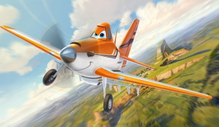 Planes 2013 Disney Dusty Crophopper Picture for Android, iPhone and iPad