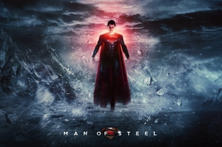 Superman Man Of Steel Wallpaper for Android, iPhone and iPad