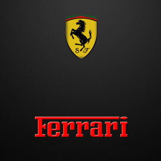 Ferrari Emblem - Obrázkek zdarma pro 1024x1024