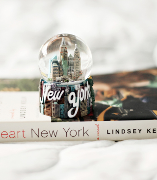 I Heart New York - Obrázkek zdarma pro iPhone 5