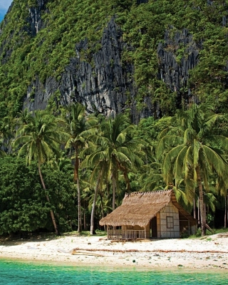 El Nido, Palawan on Philippines - Obrázkek zdarma pro Nokia Asha 303