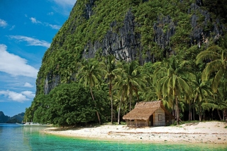 El Nido, Palawan on Philippines sfondi gratuiti per cellulari Android, iPhone, iPad e desktop