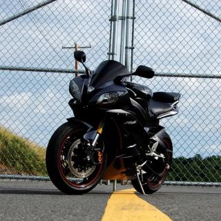 Yamaha R6 - Obrázkek zdarma pro 128x128