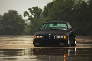 BMW E36 M3 Wallpaper for Android, iPhone and iPad