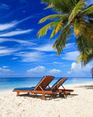 Luxury Resorts Maldives - Obrázkek zdarma pro 240x320