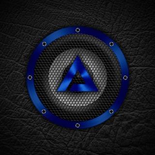 Hi tech Aimp Player - Obrázkek zdarma pro iPad mini
