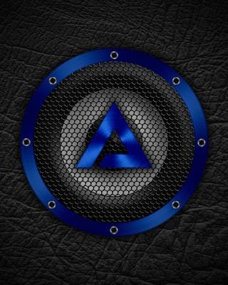Hi tech Aimp Player - Obrázkek zdarma pro iPhone 6 Plus