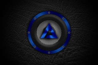 Hi tech Aimp Player Wallpaper for Huawei M865