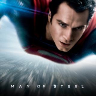 Man Of Steel Dc Comics Superhero - Obrázkek zdarma pro iPad
