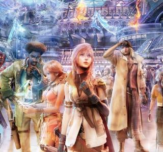 Final Fantasy XIV - Obrázkek zdarma pro iPad Air