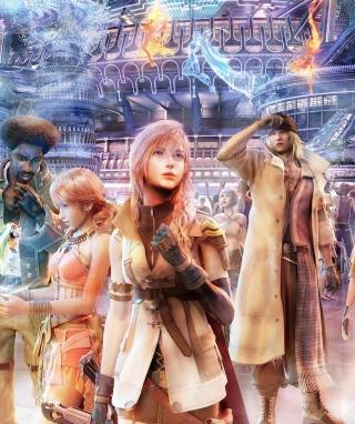 Final Fantasy XIV - Obrázkek zdarma pro iPhone 3G