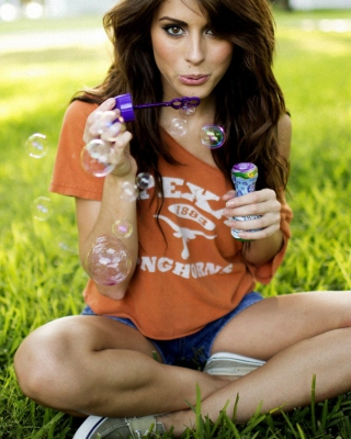 Making Bubbles - Obrázkek zdarma pro Nokia X3-02
