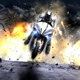 Robocop - Obrázkek zdarma pro 208x208