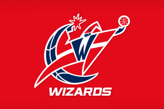 Washington Wizards Red Logo Wallpaper for Android, iPhone and iPad