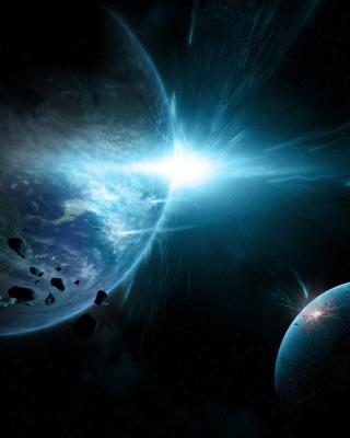 Planet System - Obrázkek zdarma pro Nokia Asha 502