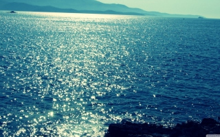 Crystal Ocean Wallpaper for Android, iPhone and iPad
