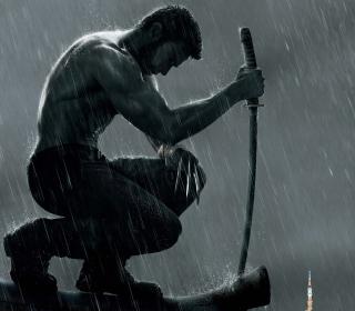 The Wolverine Movie 2013 - Obrázkek zdarma pro 208x208