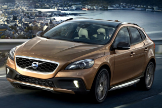Free Volvo V40 Picture for Android, iPhone and iPad