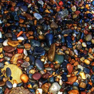 Pebble Beach - Obrázkek zdarma pro 208x208