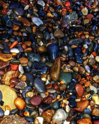Pebble Beach - Obrázkek zdarma pro 240x400