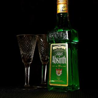Absinthe - Obrázkek zdarma pro 320x320