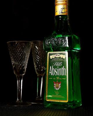 Absinthe - Obrázkek zdarma pro 640x1136