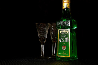 Absinthe Wallpaper for Android, iPhone and iPad