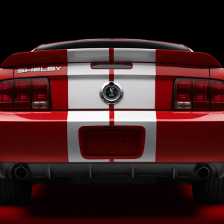 Ford Mustang Shelby GT500 - Obrázkek zdarma pro iPad Air