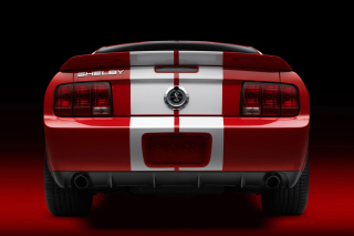 Ford Mustang Shelby GT500 - Obrázkek zdarma pro Android 1080x960