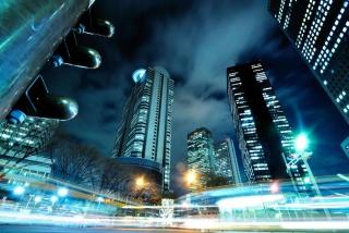 Skyscrapers In Tokyo sfondi gratuiti per cellulari Android, iPhone, iPad e desktop