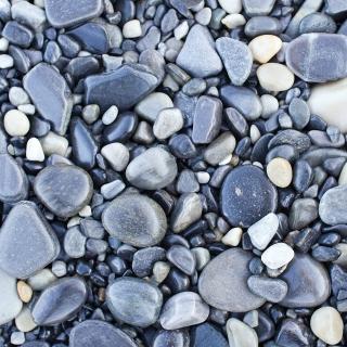 Pebble beach - Obrázkek zdarma pro iPad mini
