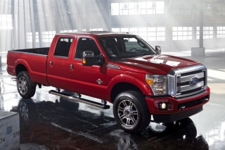 Free Ford Super Duty F 350 Picture for Android, iPhone and iPad